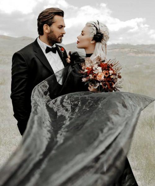 Wedding Tradition - Bride and Groom